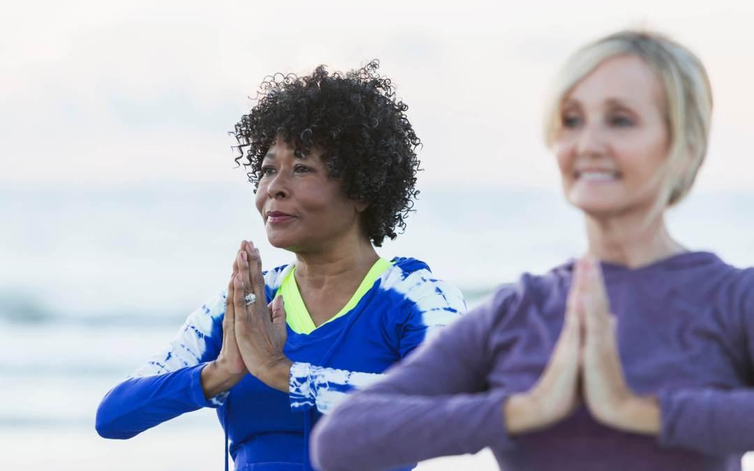 Balancing Act: Fitness, Chronic Illness, and Your Mental Health