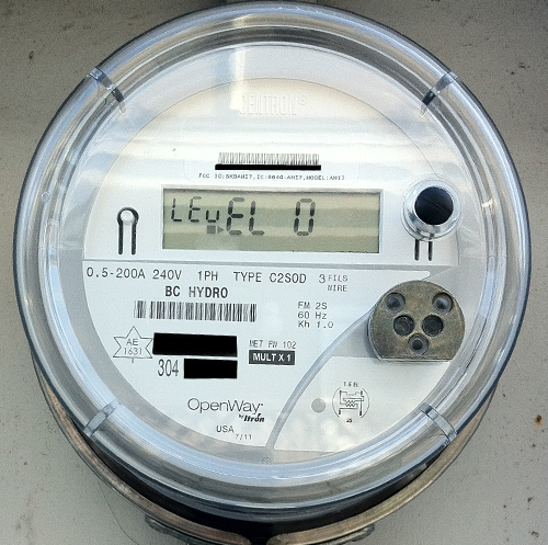 Itron Electric Meters : Testimony from electrical engineer — itron