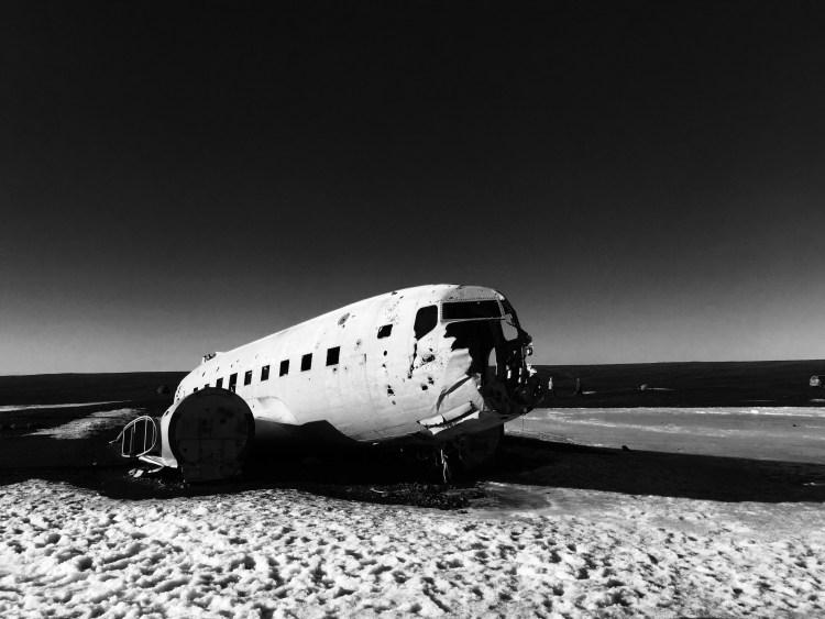 DC-3 Plane Wreck