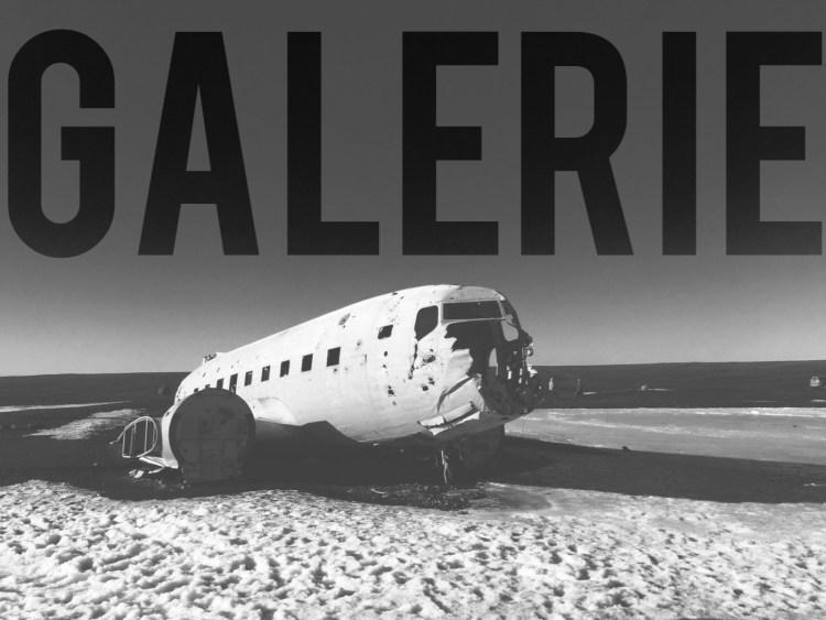 Galerie DC-3, Iceland