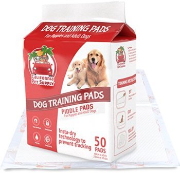What's The Best Puppy Pee & Potty Training Pad? (+ Floor Trays & Holders!) 18