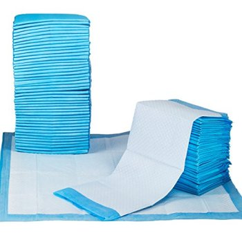 What's The Best Puppy Pee & Potty Training Pad? (+ Floor Trays & Holders!) 16