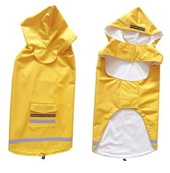 Waterproof Raincoats For Dogs - The Definitive Guide (2020) 29