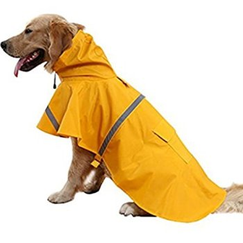 Waterproof Raincoats For Dogs - The Definitive Guide (2020) 10
