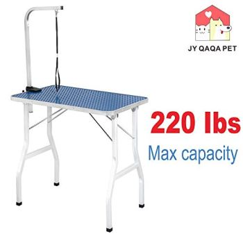 The Best Dog Grooming Tables Reviewed (2020) 8
