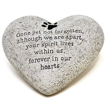 The Best Pet Memorial Stones - A Perfect Way To Honor Your Dog 24