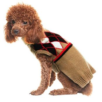 Christmas Dog Sweaters - Perfect Xmas Gift Ideas For Dog Owners 7