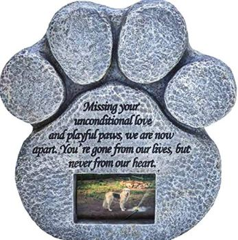The Best Pet Memorial Stones - A Perfect Way To Honor Your Dog 1