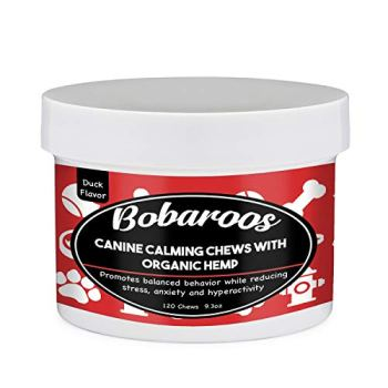 What Are The Best Calming Treats For Dogs? 11