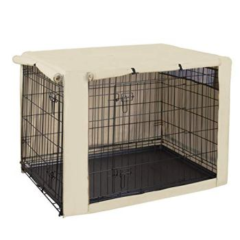 What Are The Best Dog Crate Covers In 2020? 5