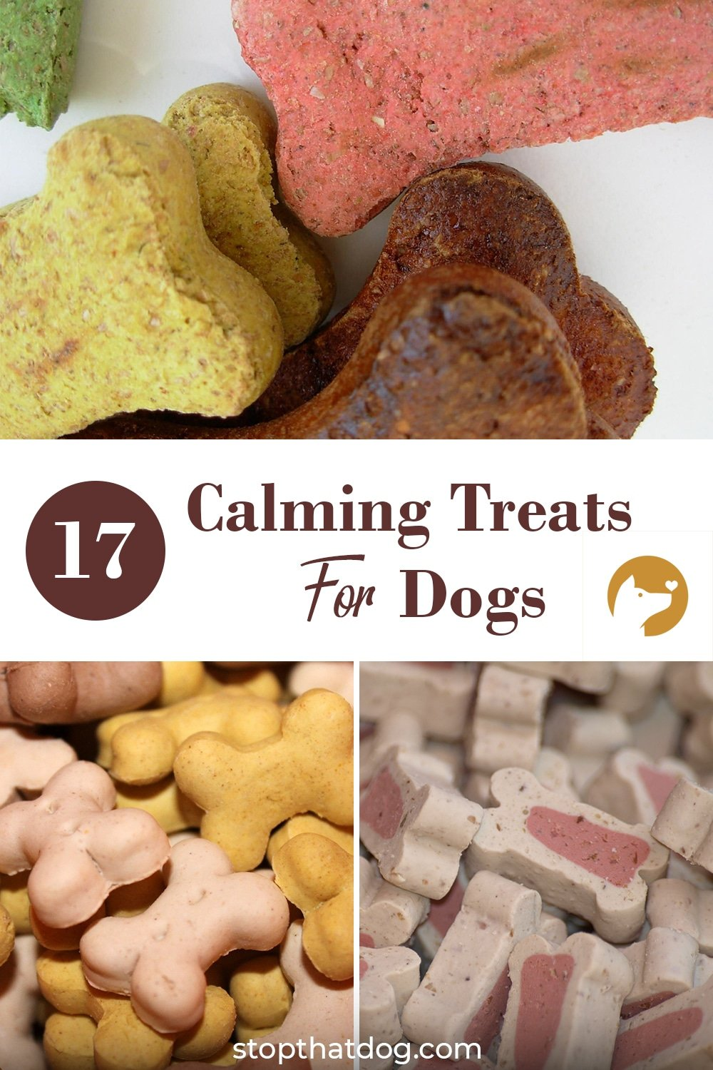 Want to keep your dog relaxed? These calming treats will help to ease your dog\'s anxiety during thunder, fireworks, traveling, or when they\'re struggling with separation anxiety.