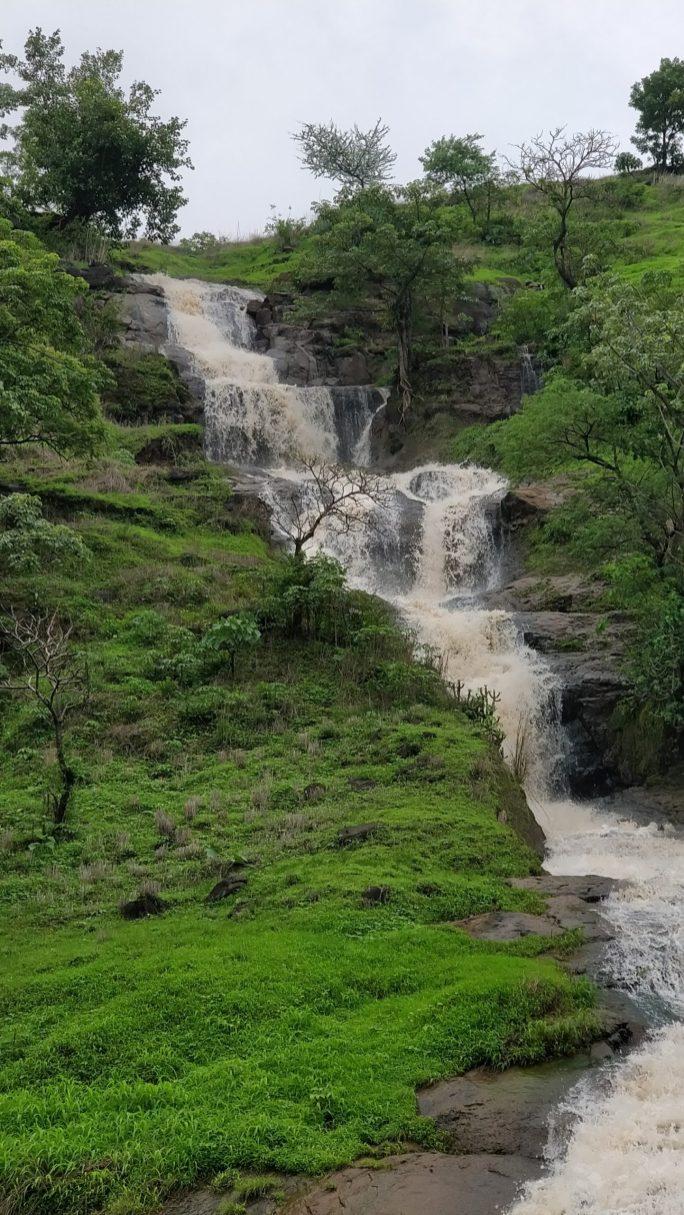 Rajgurunagar Waterfall- Bhimashankar