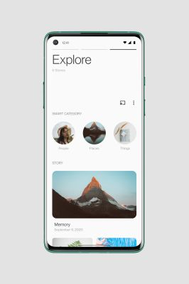 OnePlus Gallery - Oxygen OS 11