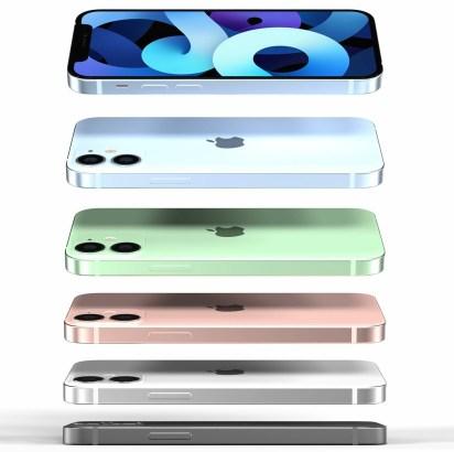 iPhone 12 Launch Renders