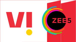 Zee5 Subscription on Vi (Vodafone Idea)