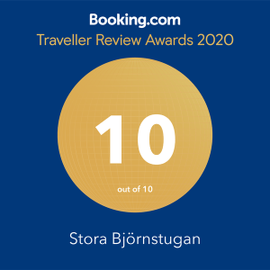 award customer booking.com