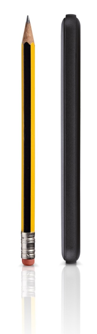 Buffalo MiniStation Slim pencil