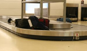 making money on the baggage claim