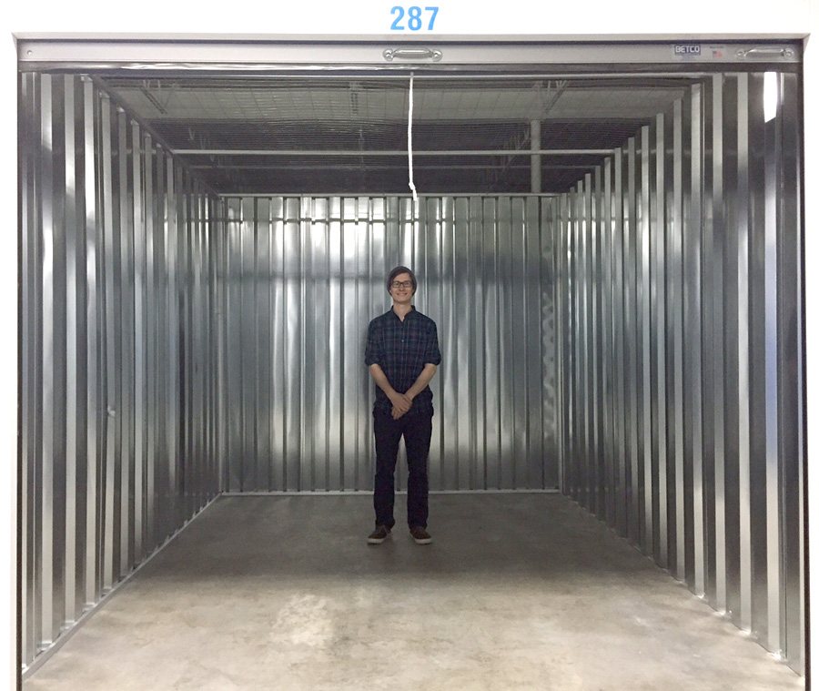 Sample 10 X 15 Storage Unit Storage Climate Controlled