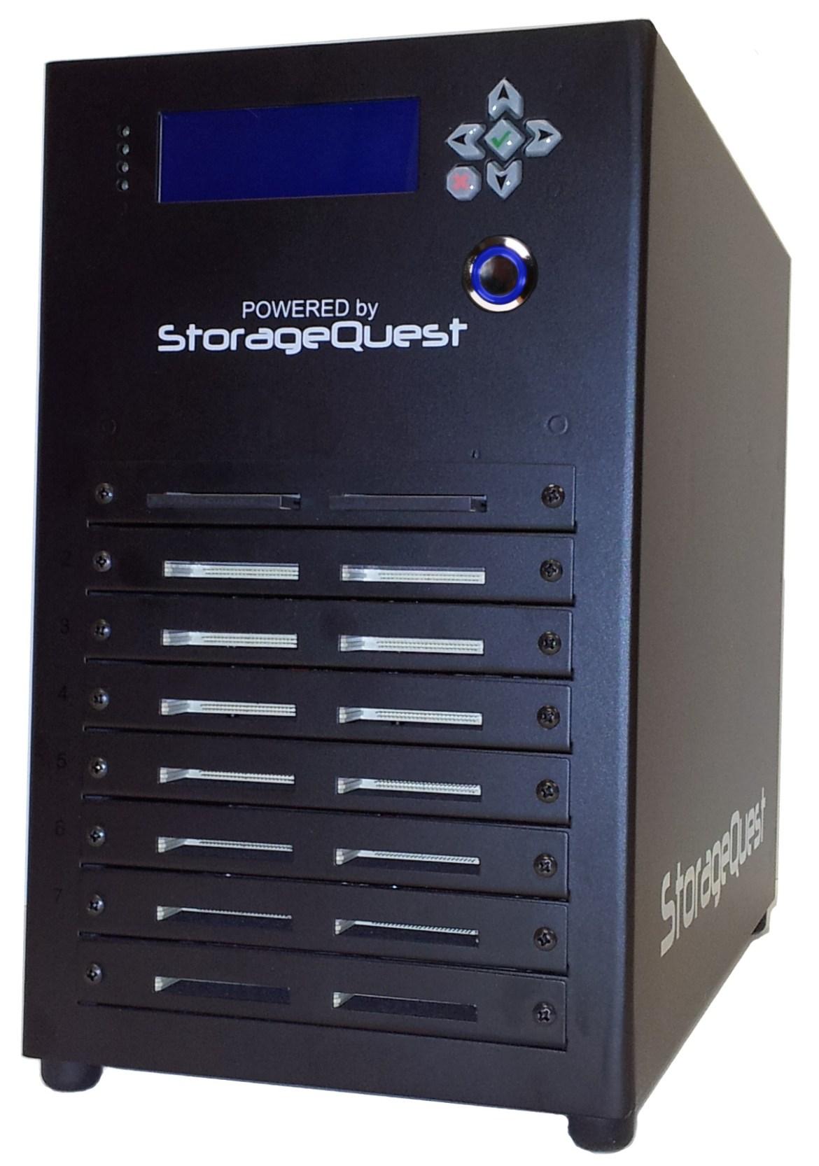 StorageQuest Flash Storage Appliance