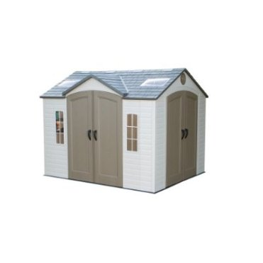 Lifetime 60001 Outdoor Storage Shed