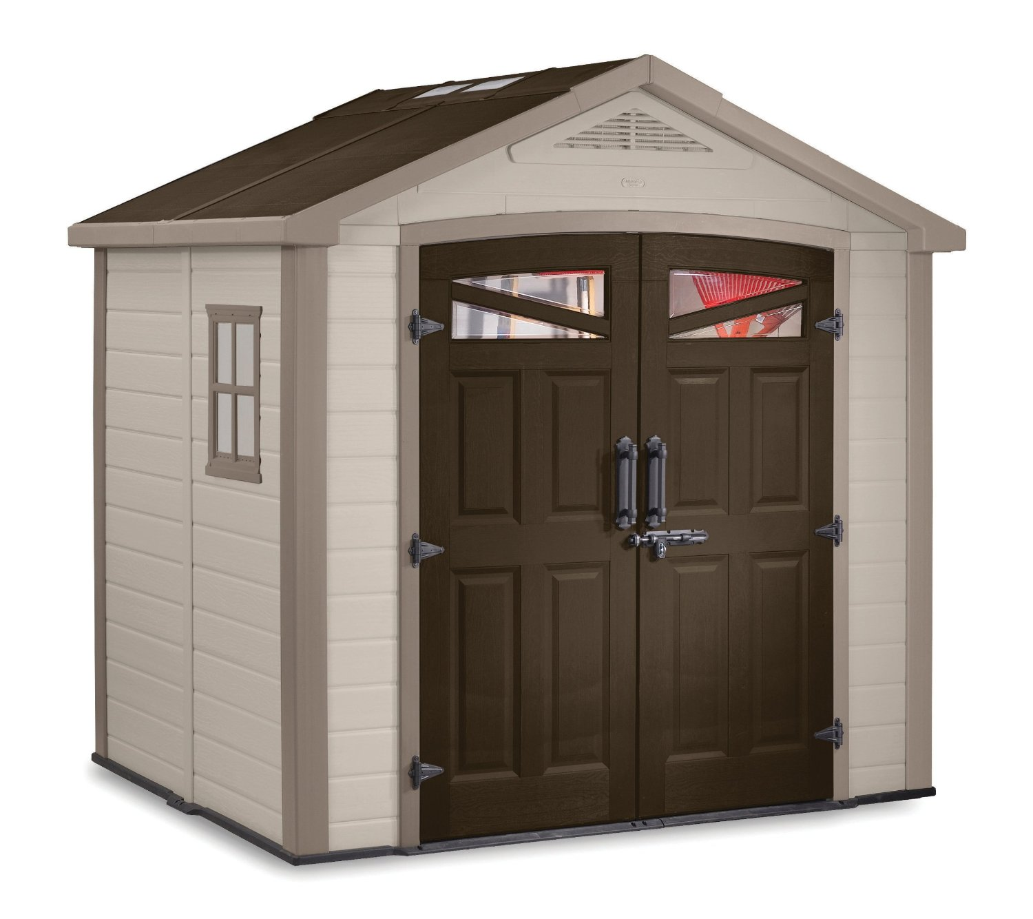 Keter 8x6 Bellevue Storage Shed
