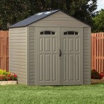 Rubbermaid X-Large Storage Shed