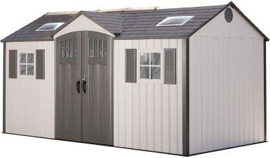 lifetime 60138 outdoor shed