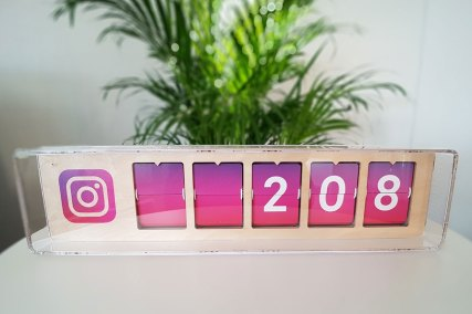 instagram-raknare