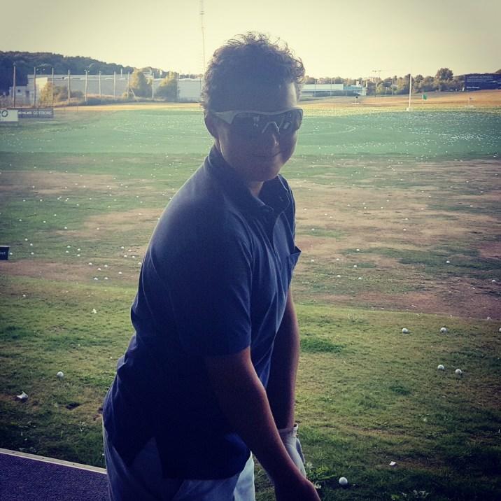 Carl Uddegren i snygga solglasögon från Stenson Eyewear!