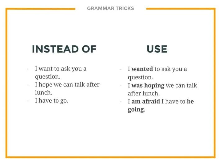 Smart Language Learning Blog: Polite English (examples 3)