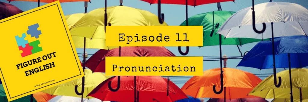 Figure Out English Episode 11 Regular Verbs Pronunciation