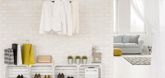 rideau pour le placard ou dressing