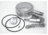 "FM-200 Reload Kit / 3"" for 215, 375, 650 & 1000 lb. (No GCA)"