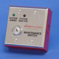KIDDE 76-600000-200 Suppression Key Maintenance Switch