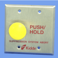 KIDDE 84-878752-010 Suppression System Abort Station