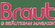 Feature im Hochzeitszeitschrift Braut & Bräutigam