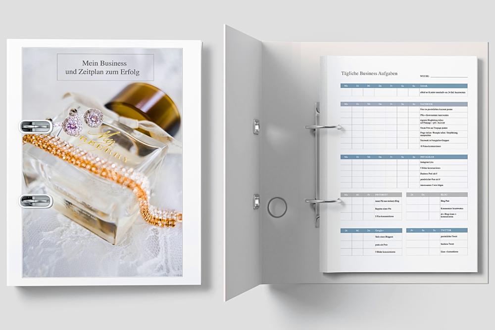 Business- und Zeitplaner   Zeitmanagement für Fotografen und Fotostudios