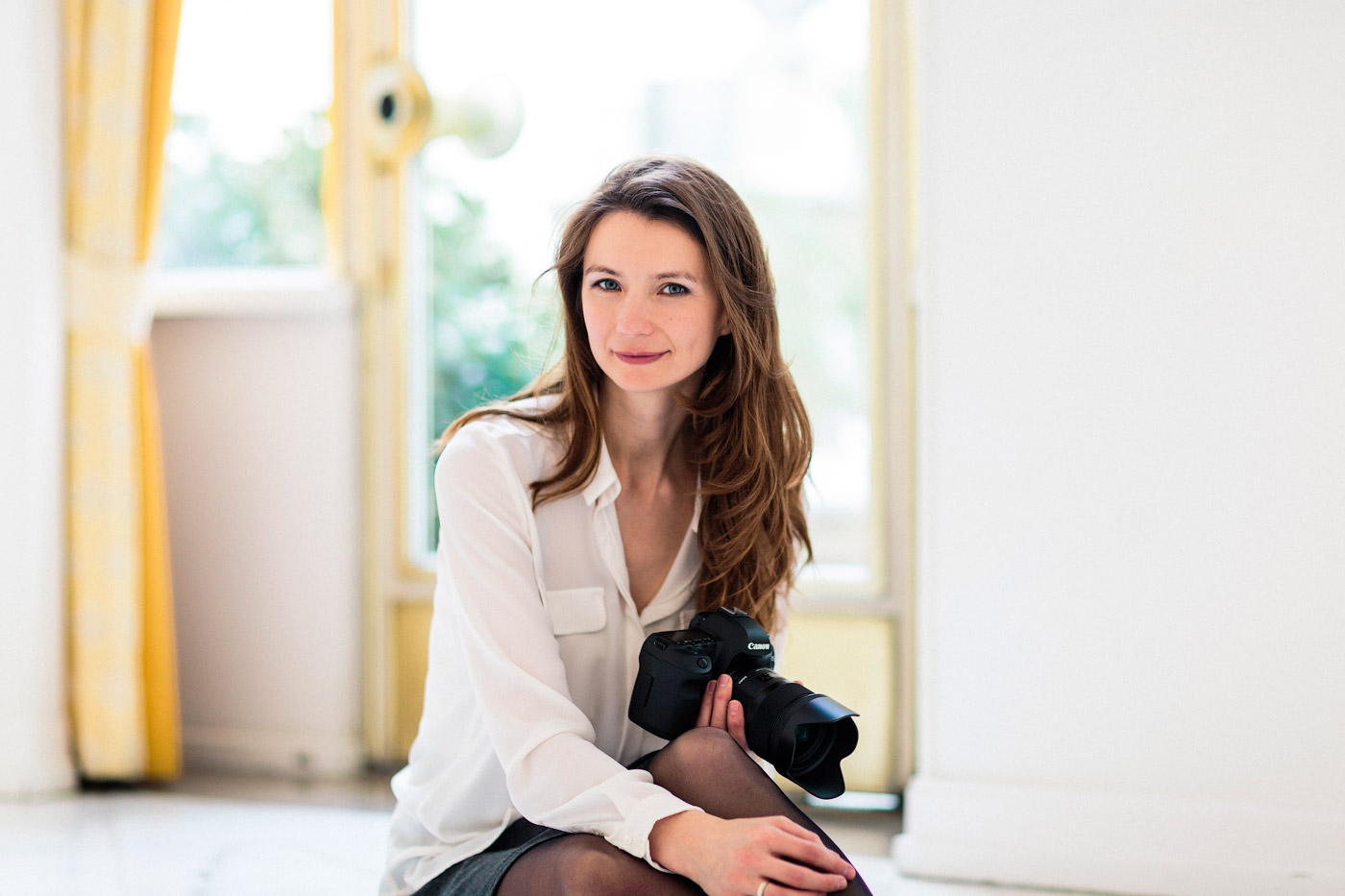 Christina Grjasin Boudoir Fotografie