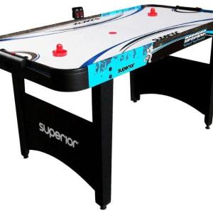 5Ft Air Hockey Table with Timer and Digital Scorer