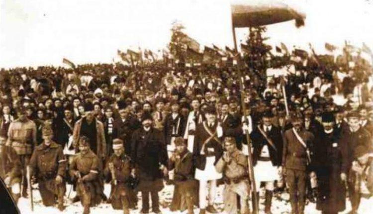 16 Martie 1918 Adunarea Generala A Zemstvei Din Districtul Balti