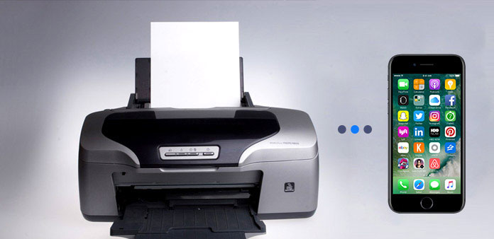 Airprint - iPhone