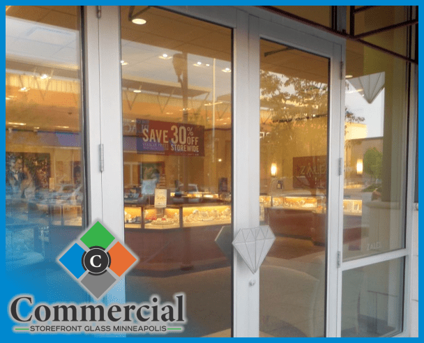 78 commercial storefront glass minneapolis repair install door repair 4