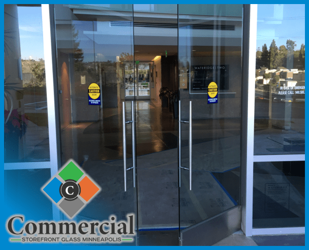 83 commercial storefront glass minneapolis repair install glass door repair 1