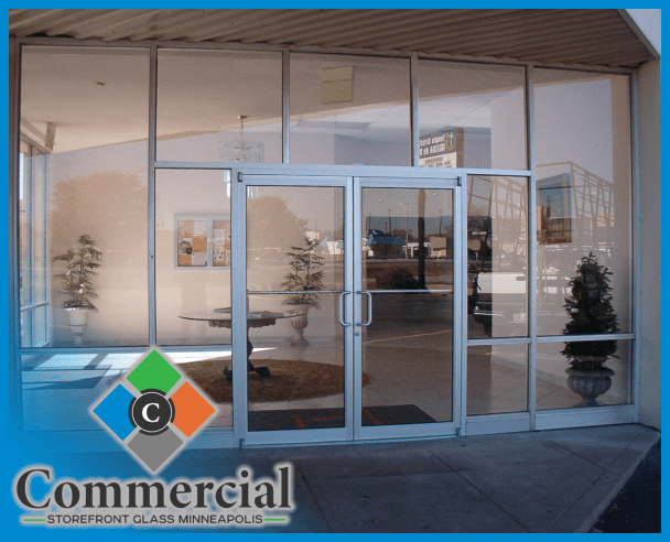 83 commercial storefront glass minneapolis repair install glass door repair 3