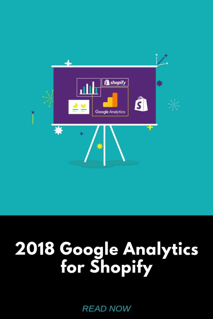 2018 Google Analytics for Shopify