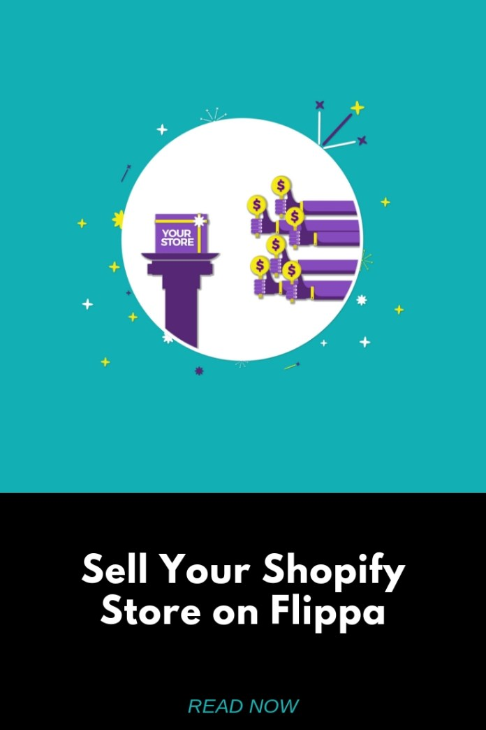 Sell Your Shopify Store on Flippa