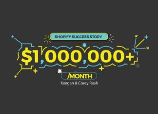 Shopify Success Story - Keegan & Corey Rush