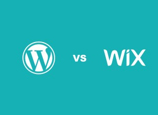 Wordpress vs Wix 1