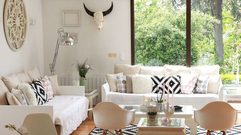 decoration scandinave pour votre salon